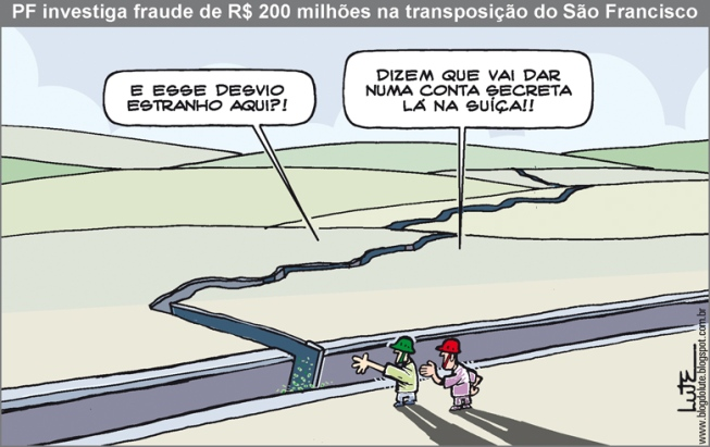 charge do lute sabado