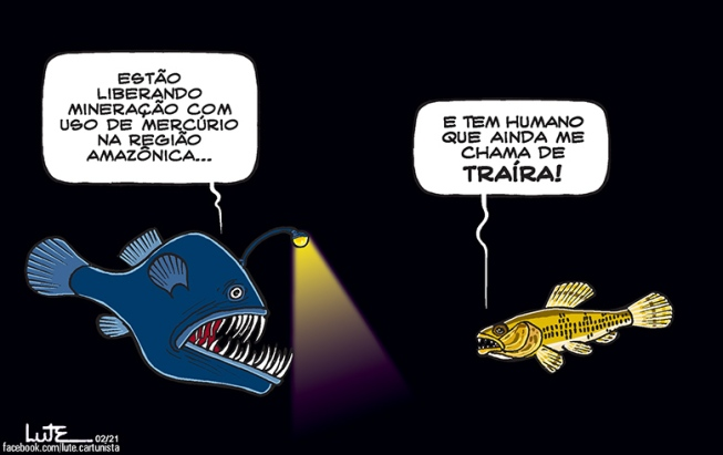 Charge do Lute - 10/02/2021